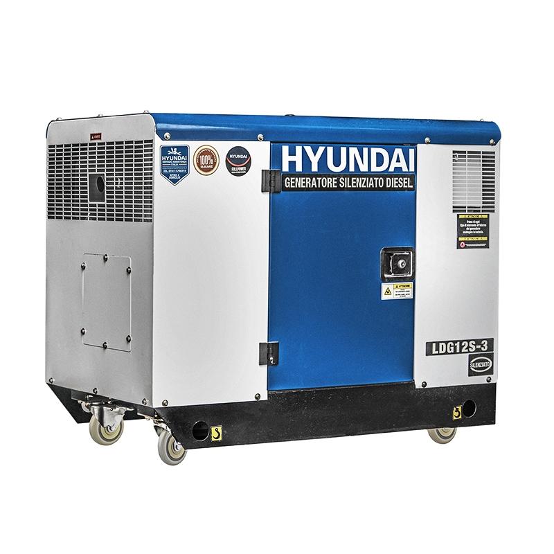 Image of Generatore di corrente Hyundai 65238 con AVR