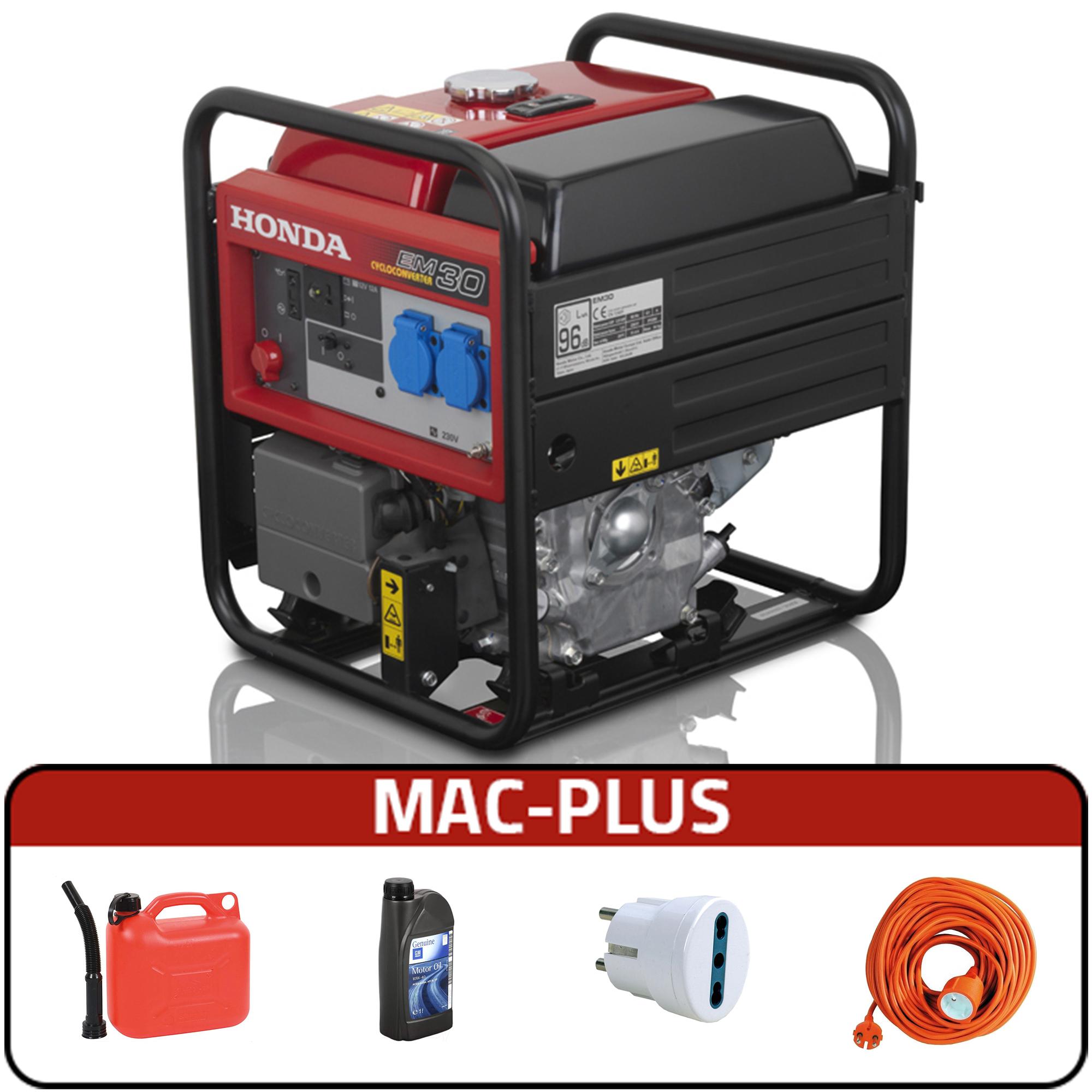 Image of Generatore di corrente Honda EM 30 + MAC - PLUS