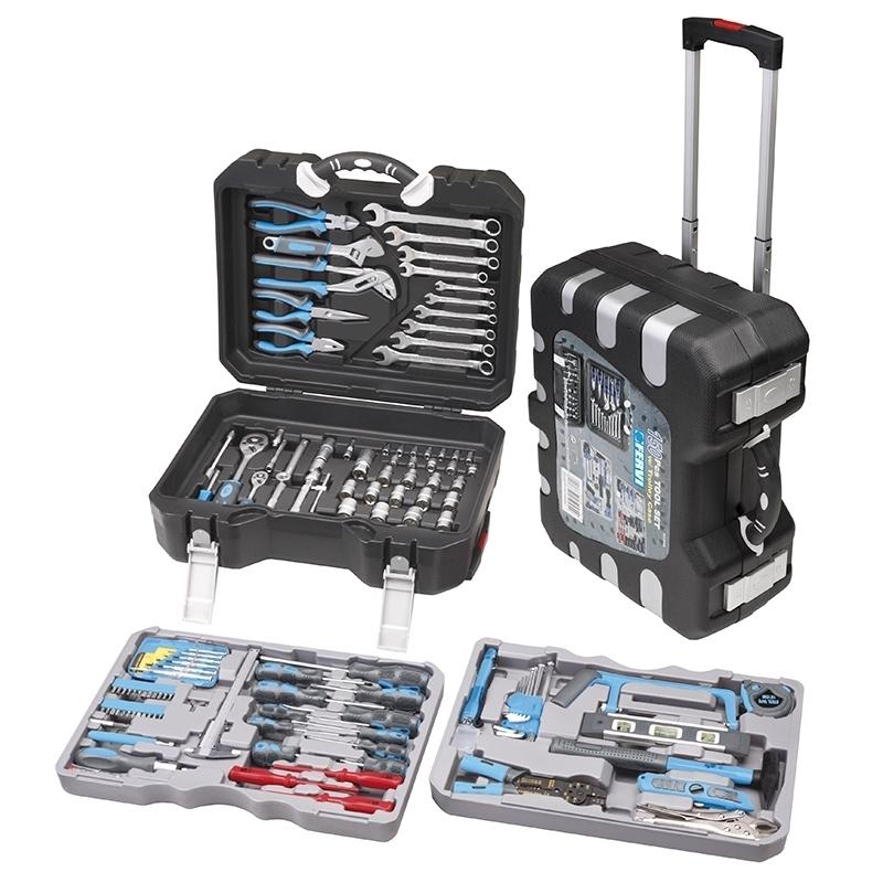 Fervi 0165 Valigetta con utensili ed accessori