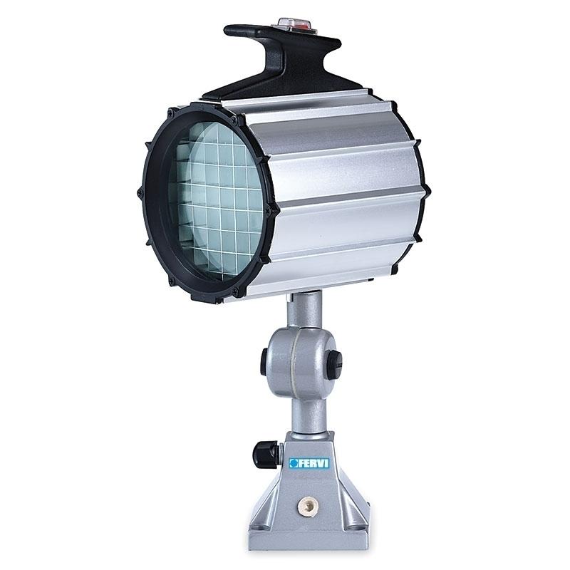 Lampada alogena per macchine utensili Fervi 0531