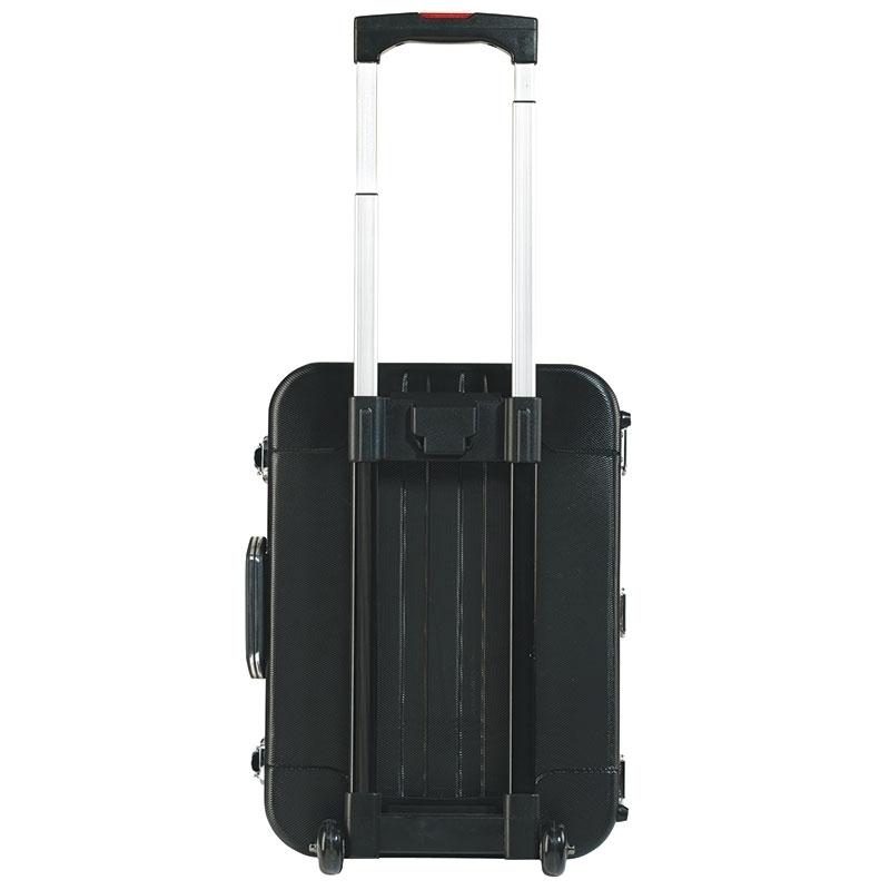 Fervi 0683 Valigia porta utensili in abs con carrello